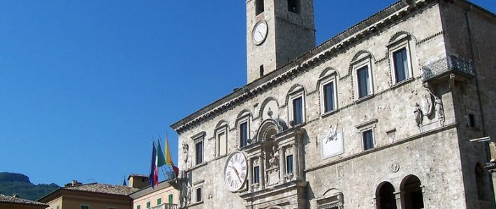 Ascoli PIceno, Palazzo Del Popolo