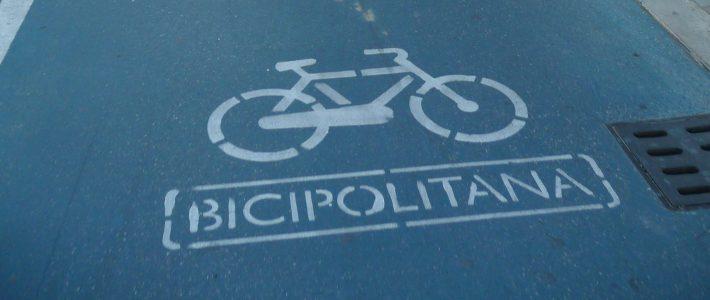 Bicicpoliatana di Pesaro, il ramo n. 2 coincidente con il trattolocale della Ciclovia Adriatica